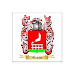 Monget Square Sticker 3