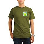 Monger Organic Men's T-Shirt (dark)