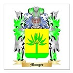 Monger Square Car Magnet 3