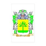Monger Sticker (Rectangle 50 pk)