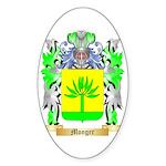 Monger Sticker (Oval 50 pk)