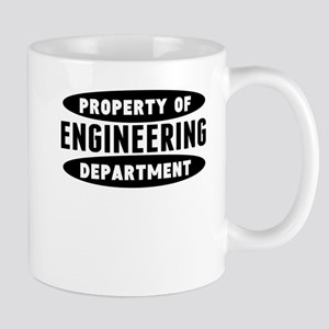 Property Of Engineering Department Mugs