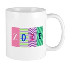 Personalize Your Name (4 letters) Mugs