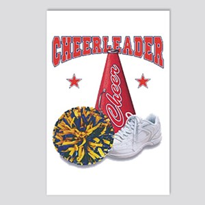 Cheerleader Sneaker Postcards (Package of 8)