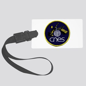 CNES Large Luggage Tag