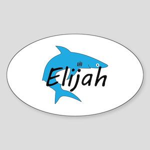 Elijah Sticker