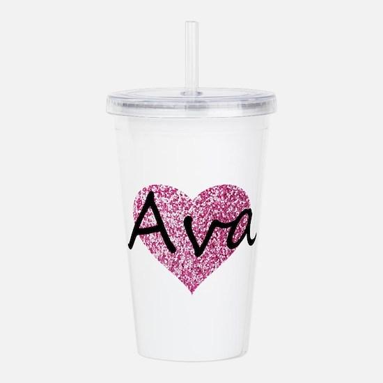 Ava Acrylic Double-wall Tumbler