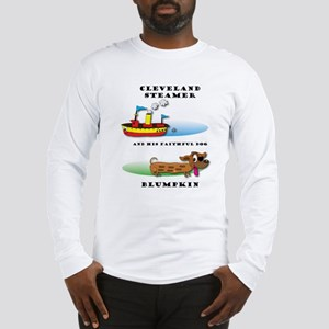 Cleveland Steamer and His Faithful Dog Blumpkin Lo