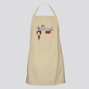 Tattooed Angel BBQ Apron