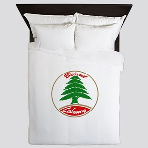 LEBANON copy Queen Duvet