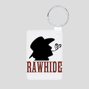Rawhide Keychains