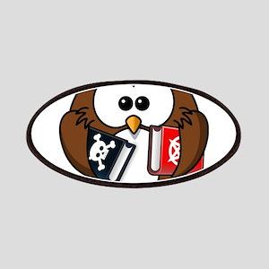 Studious Owl Patch