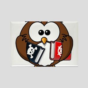 Studious Owl Magnets