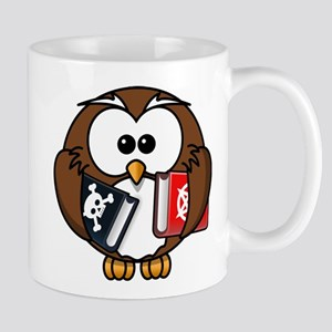 Studious Owl Mugs