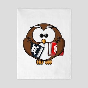 Studious Owl Twin Duvet