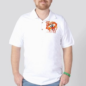 Silly Clown Golf Shirt