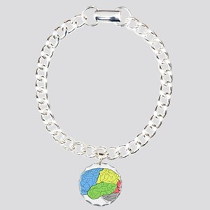 Primary Brain Charm Bracelet, One Charm