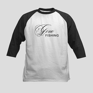 GONE FISHING Baseball Jersey