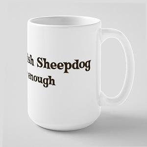 One Old English Sheepdog Mugs