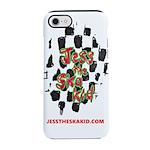 jtsk logo iPhone 8/7 Tough Case