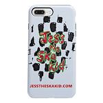 jtsk logo iPhone 8/7 Plus Tough Case