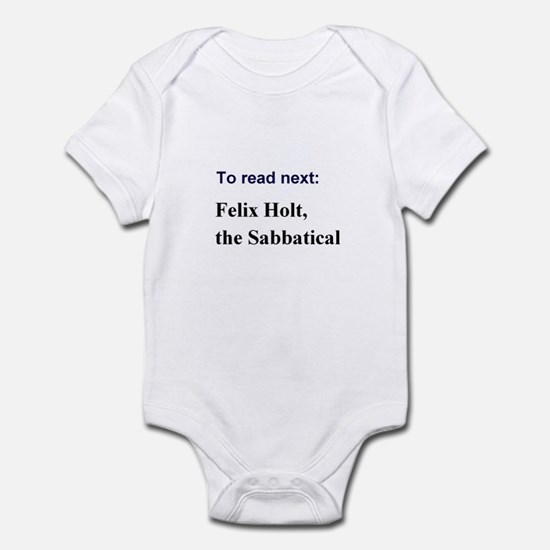 Sabbatical Infant Bodysuit
