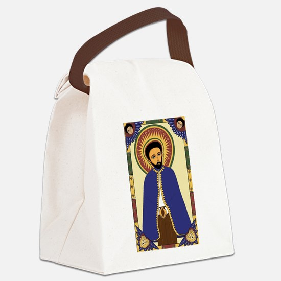 Cool Ethiopian Canvas Lunch Bag