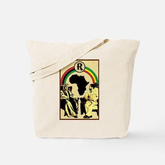 Selassie & Marcus Tote Bag