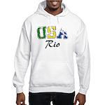USA Rio Hoodie