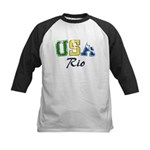 USA Rio Baseball Jersey