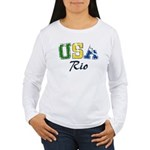 USA Rio Long Sleeve T-Shirt