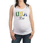 USA Rio Maternity Tank Top