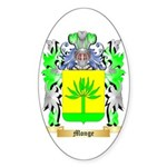Monge Sticker (Oval 10 pk)