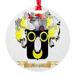 Mongan Round Ornament
