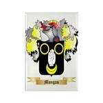 Mongan Rectangle Magnet (10 pack)