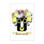 Mongan Mini Poster Print