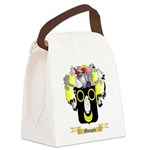 Mongan Canvas Lunch Bag