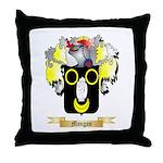 Mongan Throw Pillow