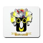 Mongan Mousepad