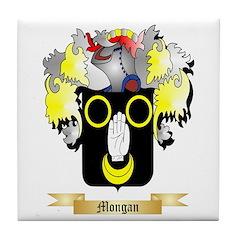 Mongan Tile Coaster