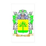 Mong Sticker (Rectangle 50 pk)