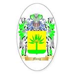 Mong Sticker (Oval)