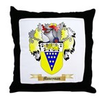 Moneyman Throw Pillow