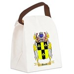 Monetti Canvas Lunch Bag