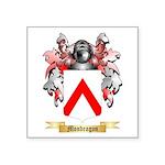 Mondragon Square Sticker 3