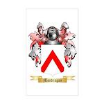 Mondragon Sticker (Rectangle)