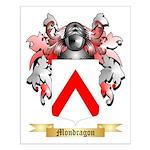 Mondragon Small Poster
