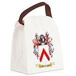 Mondragon Canvas Lunch Bag