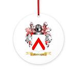 Mondragon Round Ornament