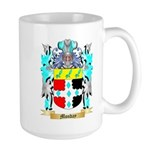 Monday Large Mug